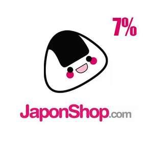 ¡Código 7% Descuento JaponShop!