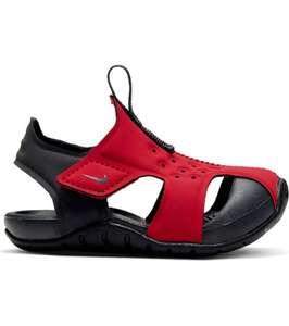 Sandalia Nike Sunray Protect 2 Rojo/Negro