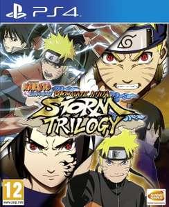 Naruto Shippuden: Ultimate Ninja Storm Trilogy PS4 FÍSICO
