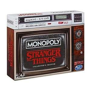 Monopoly Stranger Things Edición Coleccionista