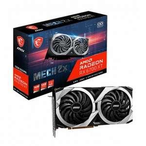 MSI AMD Radeon RX 6700 XT 12GB GDDR6