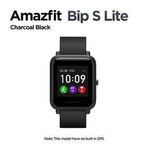 Amazfit Bip S Lite desde España con correa adicional por 25,3€ (desde APP)