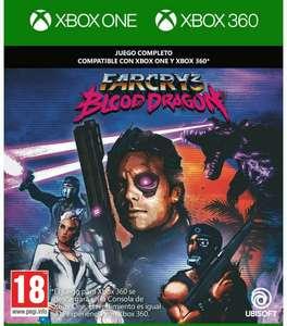 Far Cry 3 Blood Dragon (Xbox)
