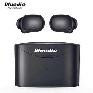 Auriculares inalámbricos Bluedio t-elf 2, TWS, impermeable desde España