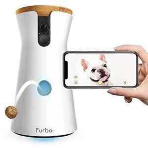 Lanzador de golosinas para mascotas con camara wifi y audio precio prime