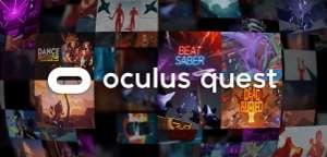 Descuentos en la tienda oficial OCULUS QUEST 2