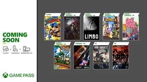 Xbox Game Pass: Worms Rumble, Limbo, NFS, Microsoft Flight Simulator, Immortal Realms, Gang Beasts, Prodeus, y otros