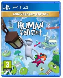 Human Fall Flat- Anniversary Edition (PS4)