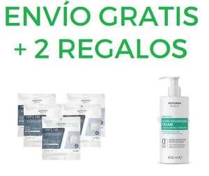 Envío GRATIS + 2 regalos (loción + mascarillas)