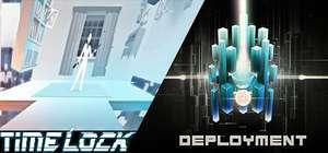 WRG GAMES BUNDLE (Deployment y Time Lock VR) por sólo 0,02€