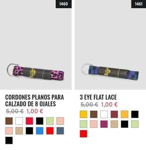 Accesorios desde 1€ en Dr martens (calcetines, cordones, pins...)