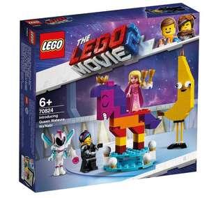 Se Presenta la Reina Watevra Wa'Nabi Lego Movie