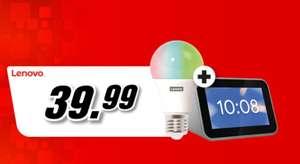 Lenovo Smart Clock + bombilla Lenovo Smart bulb