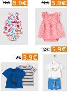 Chollitos en ropa para bebés Freestyle