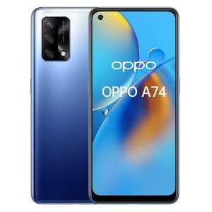 Smartphone OPPO A74 6GB + 128GB