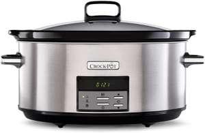 Olla Crock-Pot Cocción lenta 7.5L solo 50.6€ [Al tramitar]