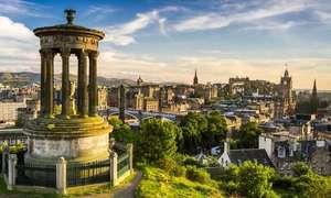 Chollazo a Edimburgo en verano 4 noches de hotel 3* (cancela gratis) + Vuelos ida y vuelta por solo 86€ (Varios aeropuertos) (PxPm2)