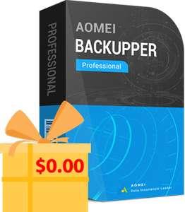 AOMEI Backupper Professional y AOMEI Partition Assistant Professional [1 año de licencia]
