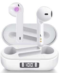 Auriculares Inalámbricos Aoslen Auriculares Bluetooth 5.1