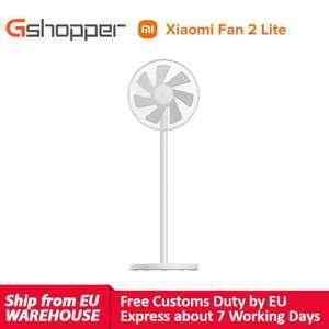 Ventilador Xiaomi Fan 2 lite desde España + 5m de tiras led 2085 30led/m y control bluetooth