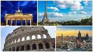 JULIO - Escapadas de 3 días por menos de 70€(vuelos y hotel incluido)