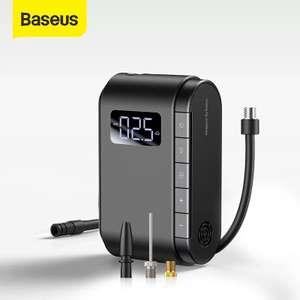 Inflador neumáticos Baseus portátil desde España