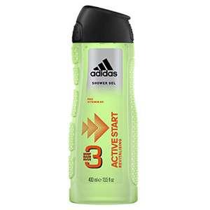 Adidas Active Start Gel de ducha para Hombre, 400 ml