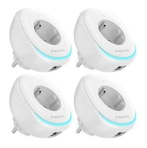 Enchufe inteligente wifi Maxcio, compatible con Alexia, Google Home.