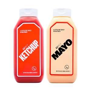 ESPICY Mayo + Ketchup King 2x1 [960ml] (Envío Gratis y Rapido)