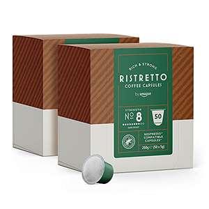 100 cápsulas compatibles con Nespresso por solo 6,78€ (6,44€ compra recurrente) (varios sabores)