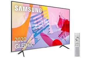 "Samsung QLED 4K 2020 55Q64T - Smart TV de 55"" con Resolución 4K UHD"