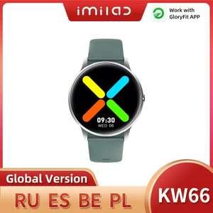 IMILAB KW66 Reloj inteligente versión global para iOS y Android