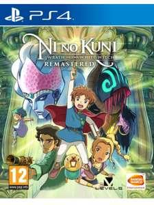 Ni no Kuni La ira de la Bruja Blanca Remastered (PS4)