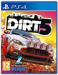 Dirt 5 para Ps4