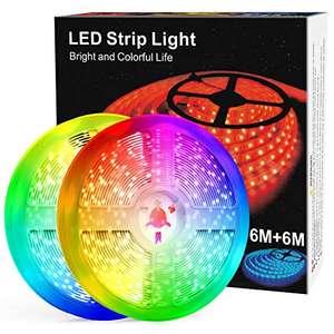 Tiras LED de 6M con Controlador Bluetooth