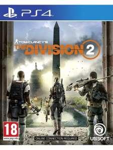 Tom Clancy's The Division 2 - PS4 (Fnac y Amazon)