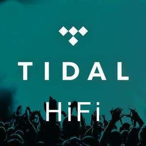 TIDAL - 3 meses GRATIS | Premium o Hi Fi o 4 de Apple Music | 1 año Disney+ USA