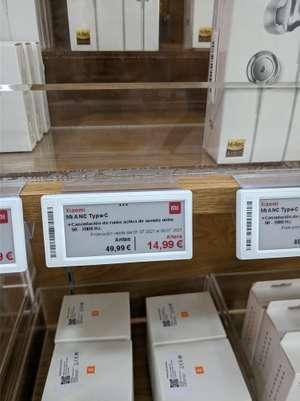 Auriculares Xiaomi MI ANC & Type-C in Ear en la tienda de Xiaomi de Jerez de la frontera
