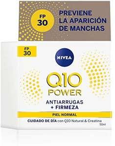 Nivea Q10 Power Antiarrugas Cuidado de Día solo 4.6€