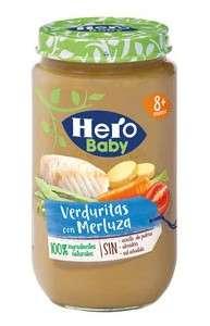 Alcampo Toledo: Tarrito de verduritas con merluza HERO BABY 235 g. (+ 8 meses) por sólo 0,09€