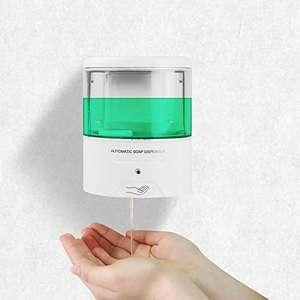 Dispensador Automático de Jabón (Líquido) DE PARED