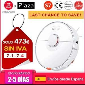 ROBOROCK S7 desde PLAZA (Envío desde España)