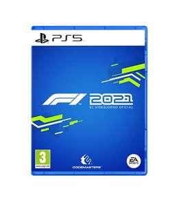 F1 2021 - Precompra [PC, PS4, PS5, Xbox]