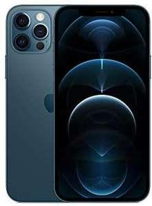 Apple iPhone 12 Pro 128 GB SIM Doble 5G, 2532 x 1170 Pixeles, Azul