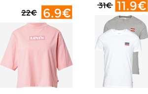 Preciazos en selección de ropa LEVI'S