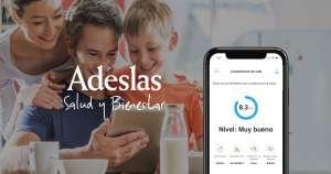 Experiencia gratis por instalar la app Adeslas Salud y Bienestar (sólo asegurados)