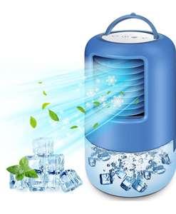 Climatizador evaporativo 4 en 1