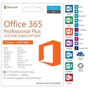 Licencia Microsoft Office 365 Profesional Plus