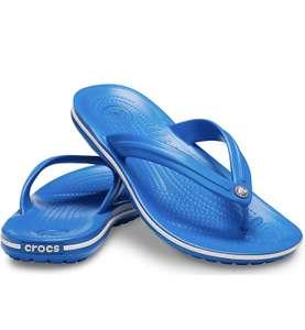 Crocs Crocband Flip, Chanclas Unisex Adulto TALLA 48/49