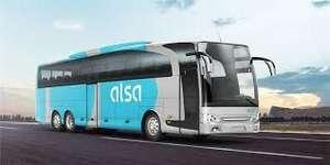 ALSA - 100.000 plazas desde 5 y 10€